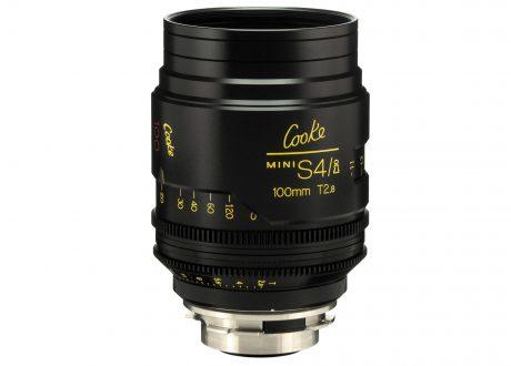 Cooke 100mm Mini S4i lens