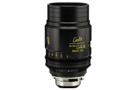 Cooke 135mm Mini S4i lens