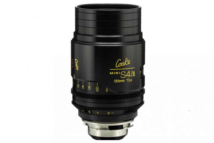 Cooke 135mm Mini S4i lens