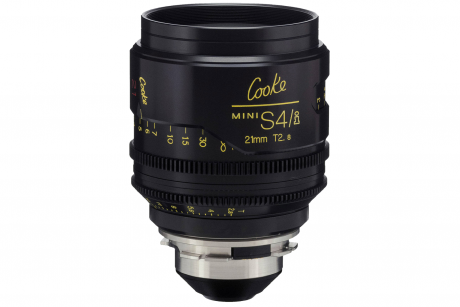 Cooke 21mm Mini S4i lens