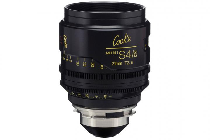 Cooke 21mm Mini S4i lens
