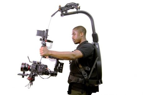 Easyrig Vario 5 King with Flowcine Serene.1