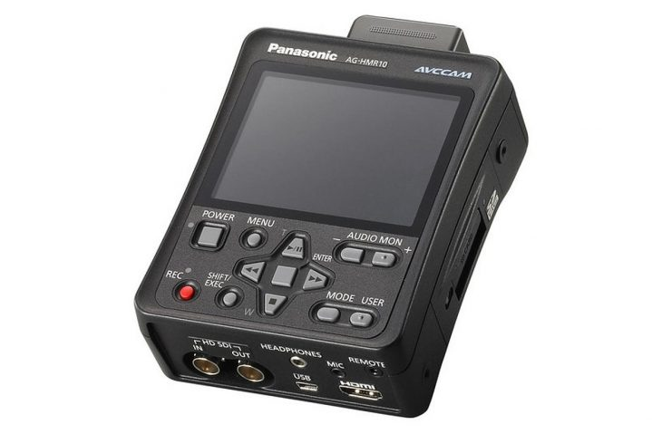HMR 10 Panasonic solid state recorder