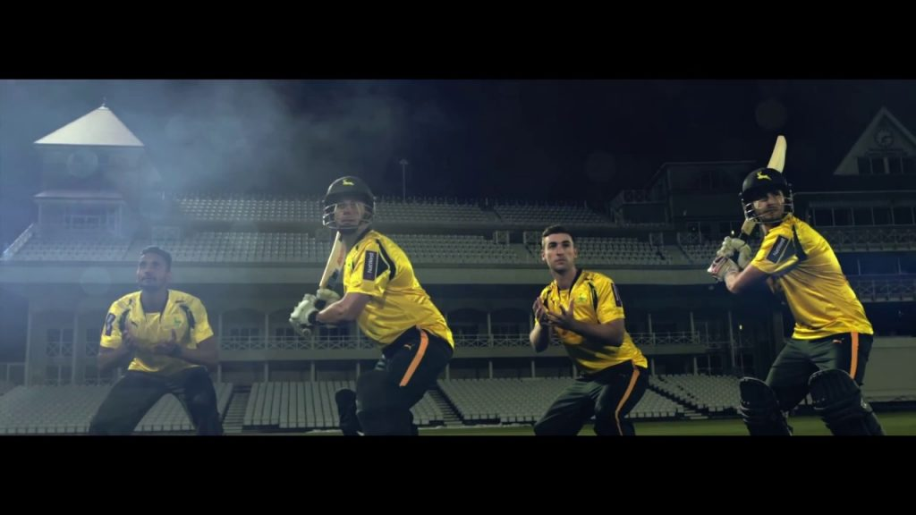 Natwest T20 -Blast. Cricket has Landed commercial