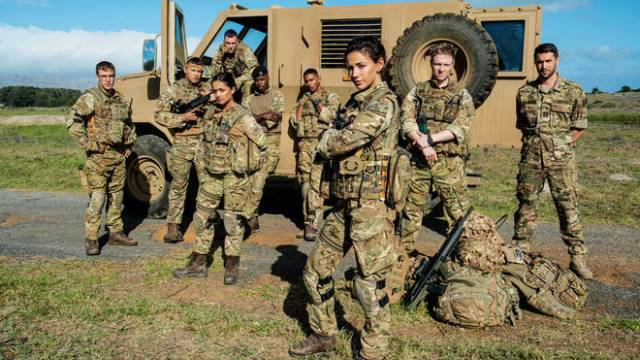 Our Girl (series)