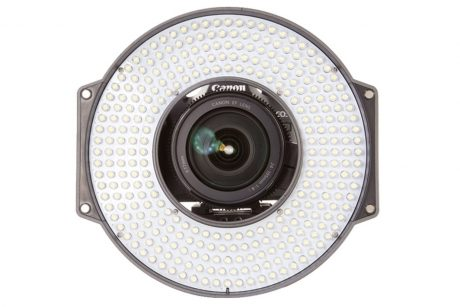 F & V R200 Ringlight 3-2