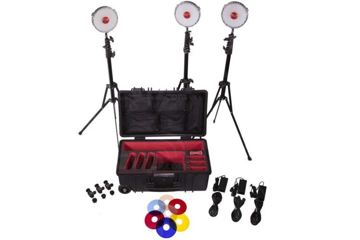 Rotolight Neo 3 light Kit 3-2