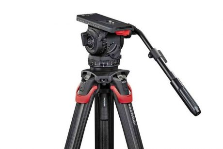 Sachtler Video 18 Flowtech 3-2