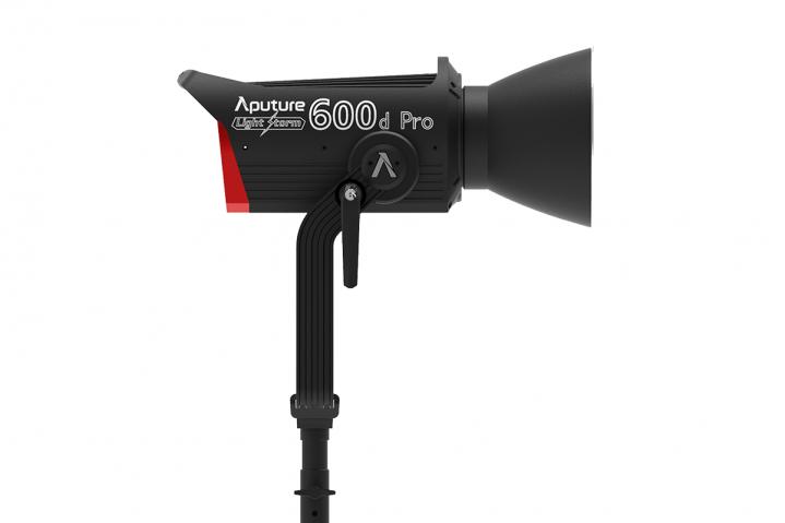 Aputure 600d Pro Right Profile