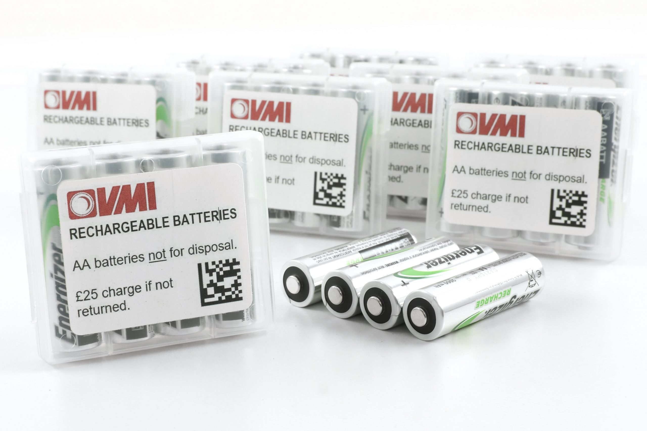 AA rechargeable Batteries