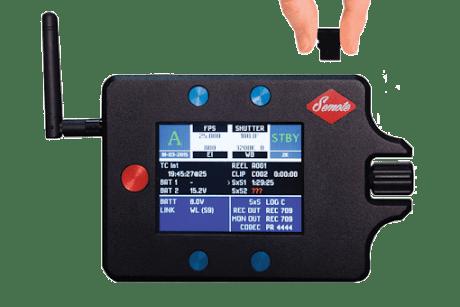 Semote Remote Control for ARRI Venice RED and Phantom