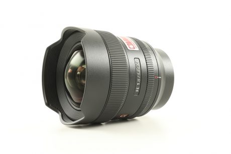 Sony G Master 14mm lens hire