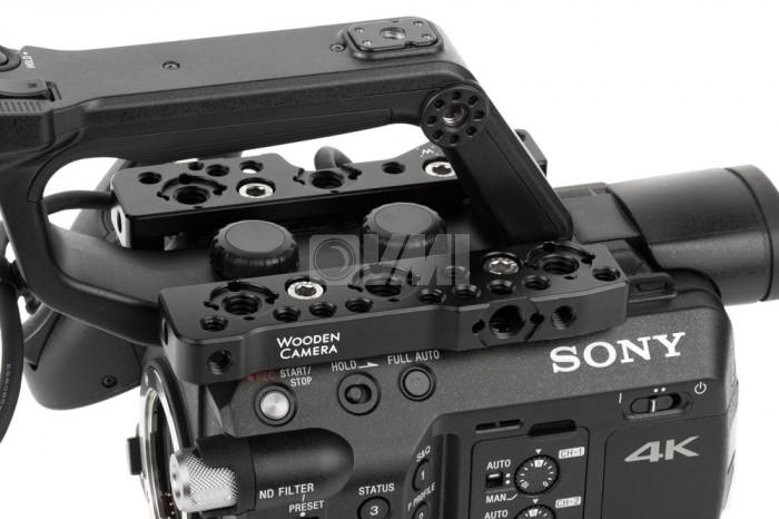 Sony FS5 4K Camera Close Up