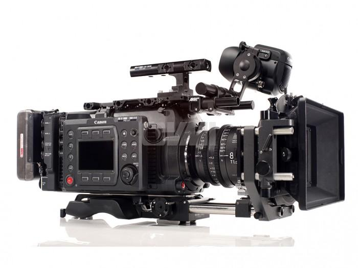 Canon C700 Right