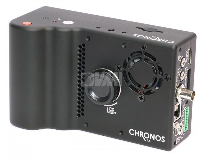Chronos Super Slow Motion Camera