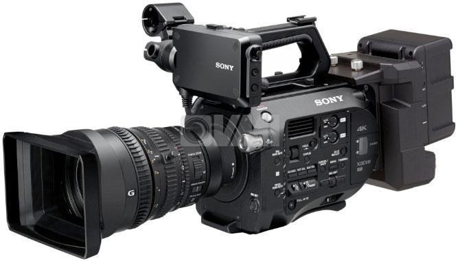 Sony FS-7K MK II Full