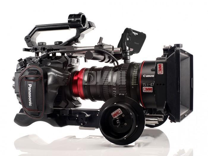 Panasonic EVA1 5.7K S-35 Compact Cinema Camera Right