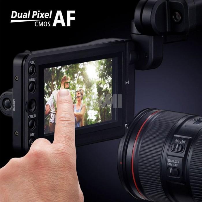 Canon C500 Touch Screen Auto focus