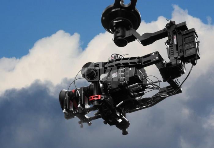 Phantom VEO4K-PL 4K Super Slow Motion Camera Crane