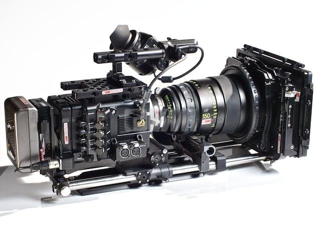 Sony PMW-F55 XDCAM EX 2K/4K Camera Right Profile