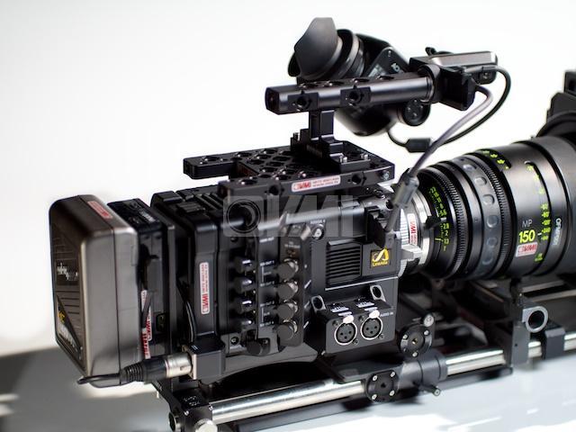 Sony PMW-F55 XDCAM EX 2K/4K Camera